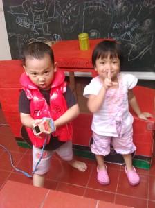 Kami pemadam kebakaran Indonesia, siap memadamkan api! :D